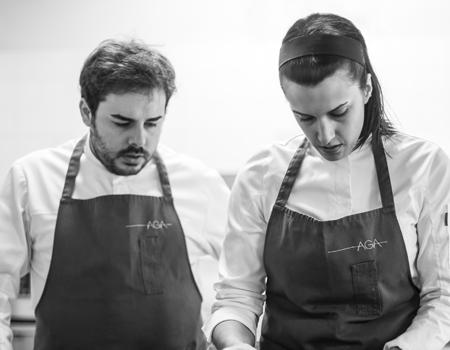 Alessandra del Favero & Oliver Piras