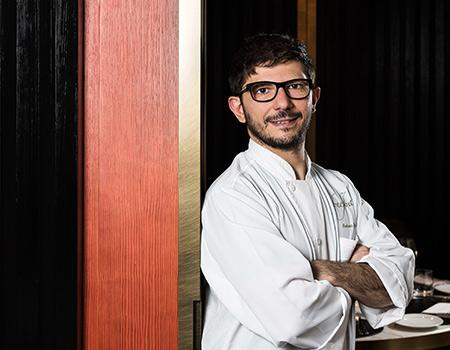 Chef Andrea Spagoni