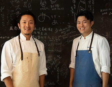 Chef Hajime & Chef So Otowa