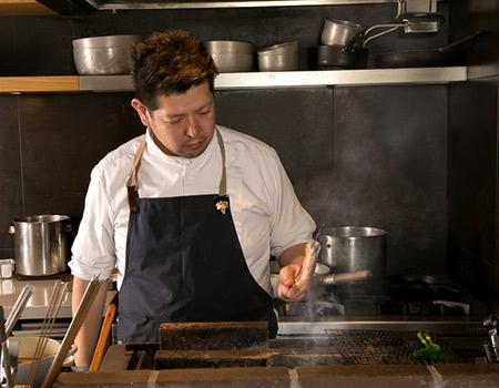 Chef Hideki Ii