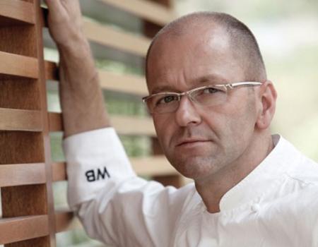 Chef Wolfgang Becker