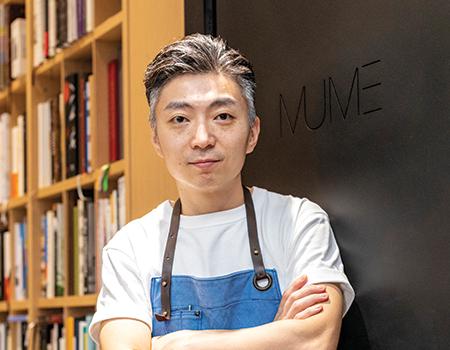 Chef Richie Lin