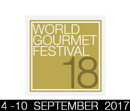 World Gourmet Festival Asia at Anantara Siam Bangkok Hotel