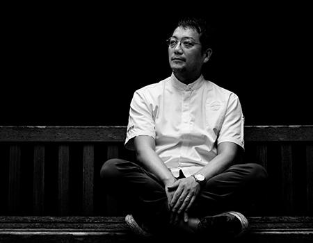 Chef Yoji Tokuyoshi